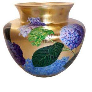 Weddings hydrangea-vase